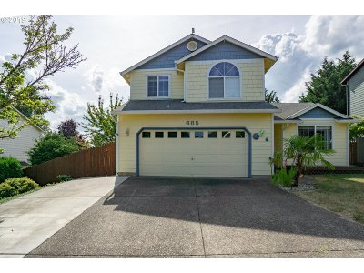 Washougal Single Family Home For Sale: 685 Sunset Ridge Dr
