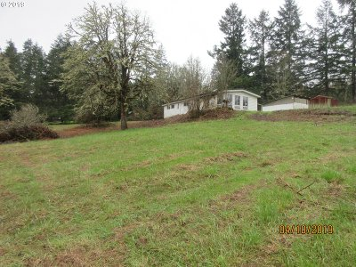 Sweet Home Single Family Home For Sale: 41213 Highway 228
