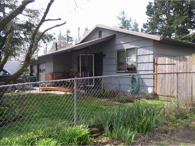 Single Family Home For Sale: 6617 SE 65th Ave