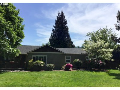 Gresham Single Family Home For Sale: 26332 SE Callister Rd