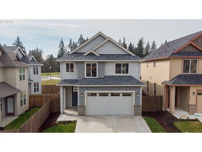 Ridgefield Single Family Home For Sale: 1146 S Quail Crossing Pl #Lot48