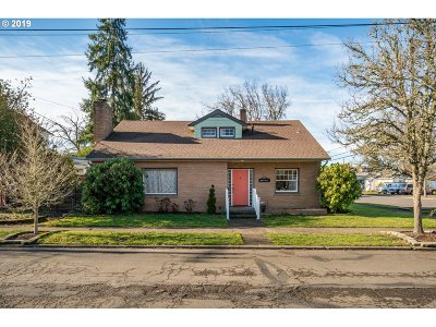 Albany Single Family Home For Sale: 710 Calapooia St SW