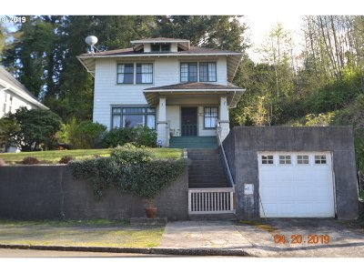 Astoria Single Family Home For Sale: 135 Duane St