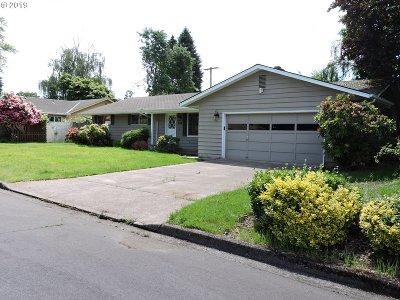 Eugene Single Family Home For Sale: 280 Jonquil Ave