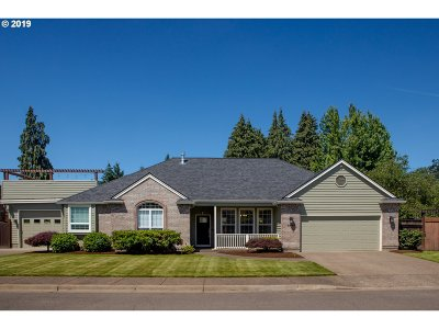 Eugene Single Family Home For Sale: 1596 Thornberry St