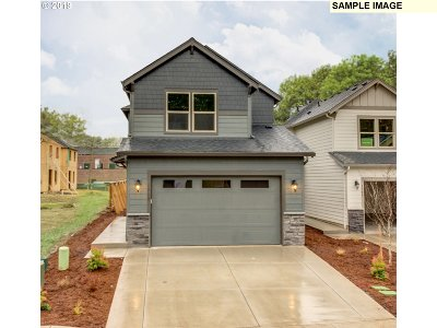 Single Family Home For Sale: 14504 NE 18th Ct