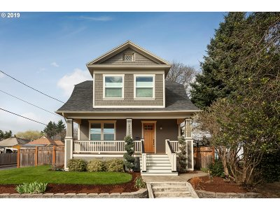 Single Family Home For Sale: 2533 SE 15th Ave