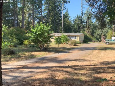 Oregon City Single Family Home For Sale: 23495 S Beatie Rd