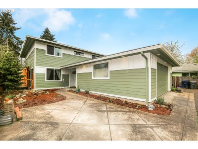 Eugene Single Family Home For Sale: 2674 Gilham Rd