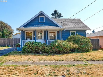 Milwaukie, Gladstone Single Family Home For Sale: 11152 SE 31st Ave