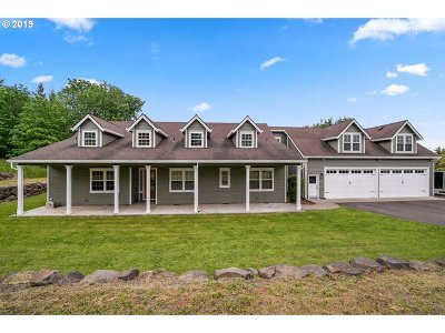 Portland Single Family Home For Sale: 16330 NW Elliot Rd