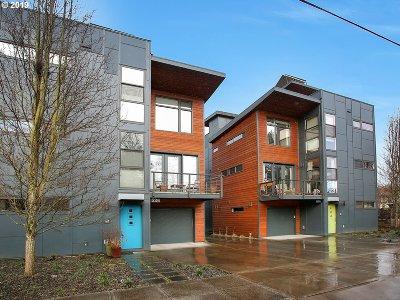 Portland Condo/Townhouse For Sale: 514 NE Sacramento St