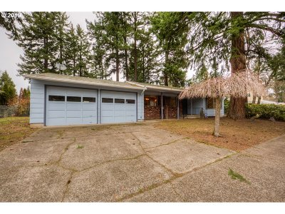 Portland Single Family Home For Sale: 15121 SE Francis St
