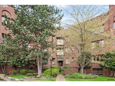 Condo/Townhouse Pending: 2533 NW Marshall St #302