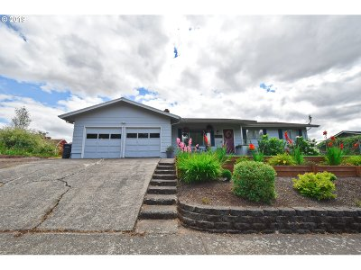 Keizer Single Family Home Pending: 6020 14th Ave