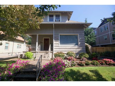 Single Family Home For Sale: 5516 N Burrage Ave