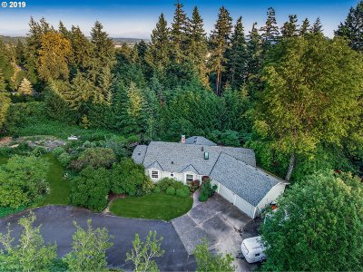 Happy Valley, Clackamas Single Family Home For Sale: 15000 SE Monner Rd