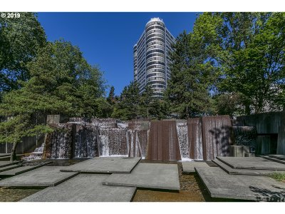 Condo/Townhouse For Sale: 1500 SW 5th Ave #1606