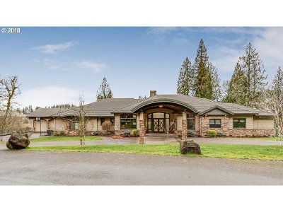 Oregon City Single Family Home For Sale: 15251 S Lake Side Ct