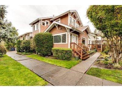 Eugene Multi Family Home For Sale: 1407 E 21st Ave