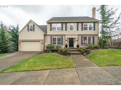 Tigard Single Family Home For Sale: 13560 SW Charleston Ln