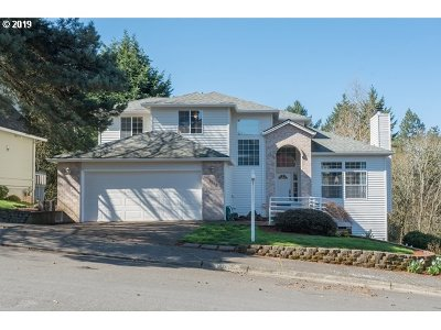 Beaverton, Aloha Single Family Home For Sale: 7573 SW 189th Ave