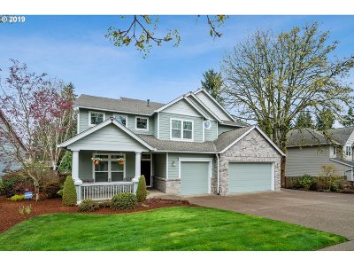 Oregon City Single Family Home For Sale: 16163 Widman Ct