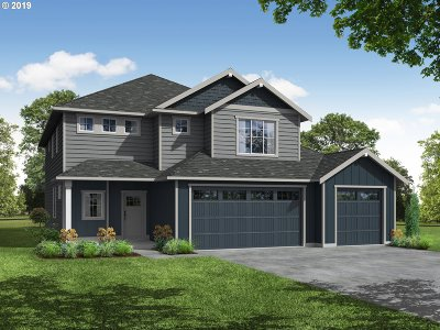 Sandy Single Family Home For Sale: 15299 Salmonberry Ave #Lot41