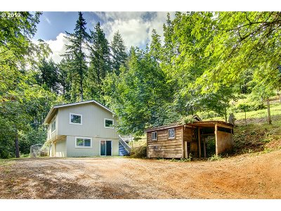 Fall Creek Single Family Home For Sale: 38956 Place Rd