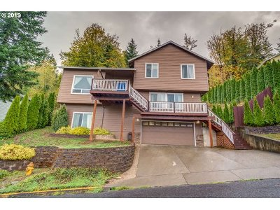Estacada Single Family Home For Sale: 518 SE Espinosa St