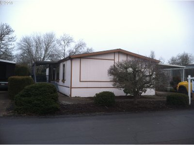 Single Family Home For Sale: 4800 Barger Dr #SP 88