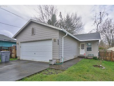 McMinnville Single Family Home For Sale: 640 NW 11th St