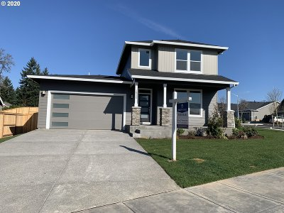Oregon City Single Family Home For Sale: 16245 Barlow Dr #Lot57