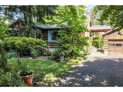Portland Single Family Home For Sale: 240 NW 112th Ave