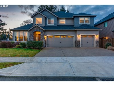 Canby Single Family Home For Sale: 1449 S Larch St