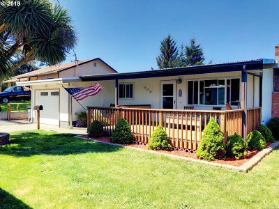 Coos Bay Single Family Home For Sale: 360 N Wall