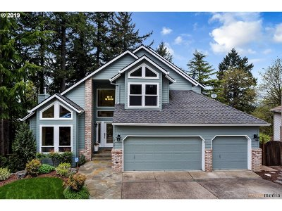 Single Family Home For Sale: 14127 SE Fircrest Ct
