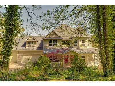 Hillsboro, Cornelius, Forest Grove Single Family Home For Sale: 33781 SW Larkins Mill Rd