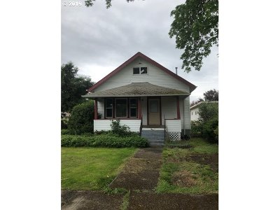 Cottage Grove, Creswell Single Family Home For Sale: 588 Scarbrough Ave