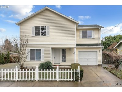 Portland Single Family Home For Sale: 7007 N Smith St