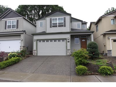 Beaverton Single Family Home For Sale: 19220 SW Rosedale Ct