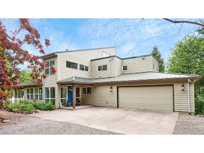 Single Family Home For Sale: 19680 SW Neugebauer Rd