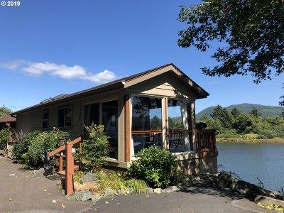Nehalem Single Family Home For Sale: 37395 North Fork Rd #20