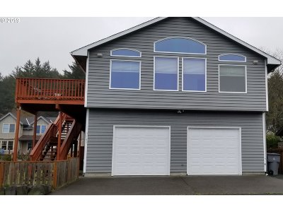 Cannon Beach Single Family Home For Sale: 3747 W Chinook Ave