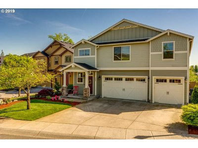 Camas Single Family Home For Sale: 3304 NW 46th Ave