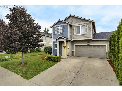 Scappoose Single Family Home For Sale: 33821 NE Kale St
