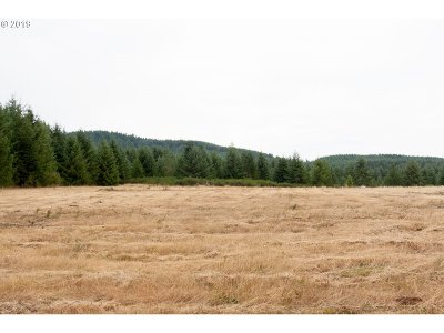 Lyons Residential Lots & Land For Sale: 45130 McCully Mtn (E Of) Rd