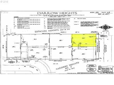 Estacada Residential Lots & Land For Sale: SE Darrow Rd