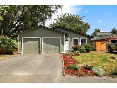 Beaverton, Aloha Single Family Home For Sale: 3850 SW 196th Ave