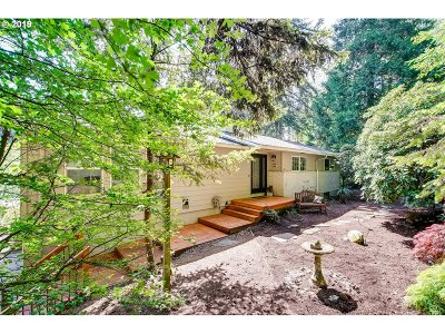 Oregon City Single Family Home For Sale: 15444 S Bradley Rd